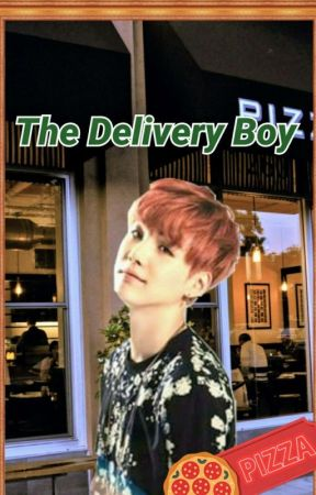 The Delivery Boy  🍕 (Yoonjin) by RainbowKookie25