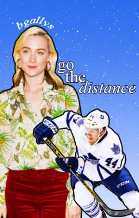 Go the Distance - MORGAN RIELLY by bgallys