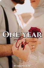 ONE YEAR GAP✅ by Aishatuh_M