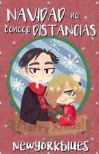 Navidad no conoce distancias [Otayuri] - YURI ON ICE by newyorkblues