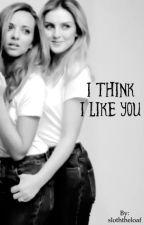 I think I like you by sloththeloaf