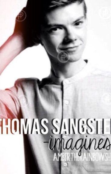 Thomas Sangster imagines!