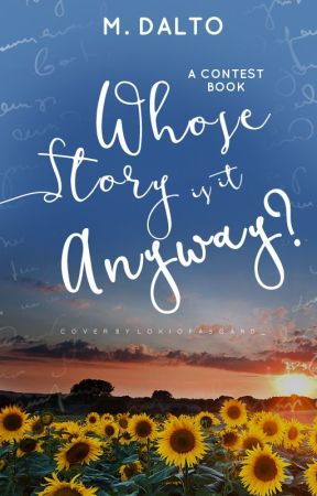 Whose Story Is It Anyway? | A Contest Book by druidrose