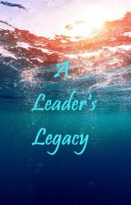 """A Leader's Legacy (Sequel to """"A Leader's Memory"""") by TMNT-Queen"""