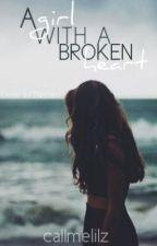 A girl with a broken heart. by callmelilz