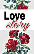 Love story [MLB] Adrienette//Plakki by Ladytori_Agreste