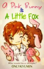 A Pink Bunny and A Little Fox by onlykyumin