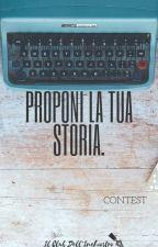 Proponi la tua storia by ClubInchiostro