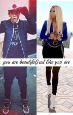 You are beautiful just like U are by Hejdudr