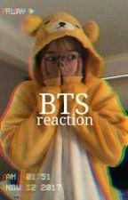 ➸ BTS reactions by jiminieraa