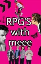 RPGS With Meeeeee💕 by mareike_w_styles