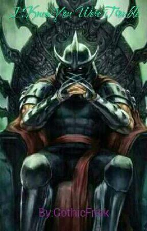 I Knew You Were Trouble: Shredder's Children Encounter The Hamato Clan by GothicFrisk