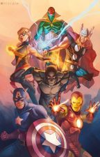 Avengers One Shots by LovableCutieRaven
