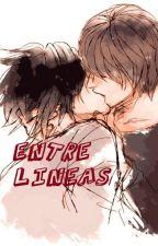 entre lineas ( light x l Lawliet) by el_sufrimiento_sigue