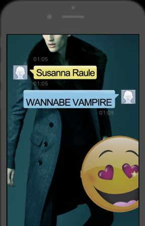 WANNABE VAMPIRE (Completo) by SusannaRaule
