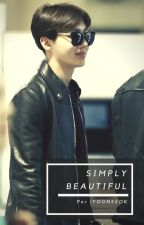 Simply Beautiful  by iYOONSEOK