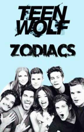 Teen Wolf Zodiacs by bluestar667