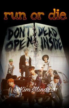 run or die  {BTSxWalking Dead.Suga Ff}  by KimMina2211