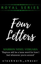 Marron Ninel: Four Letters by clockwork_chaser