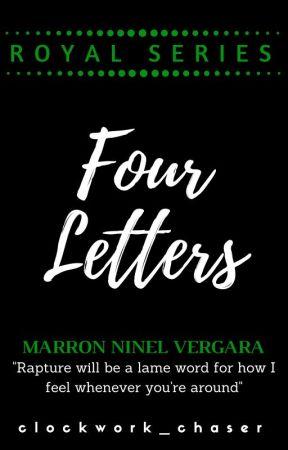 Marron Ninel: Four Letters by clockwork_chaser