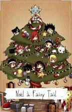 Noël à Fairy Tail by CoeurFilant