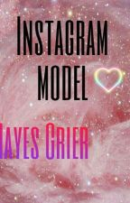 Instagram model// Hayes Grier. by Jacey1212