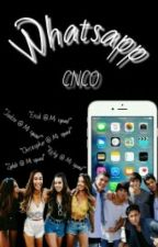 WhatsApp De Un Desconocido||CNCO, Christopher Velez|| by TuMadreShippeaLarry
