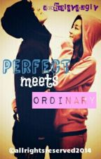Perfect Meets Ordinary by adorableYetUgly