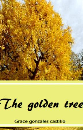 The golden tree by user54462194