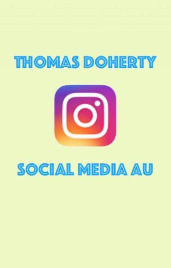 Thomas Doherty Social Media au
