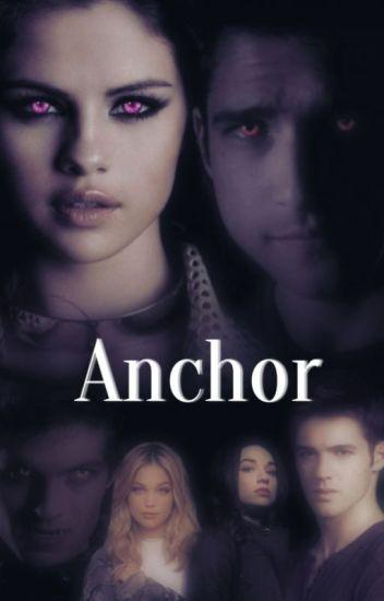 Anchor ~ Scott McCall