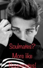 Soulmates? More like Roommates! (Mature/Sexual Content!!) by _omega37