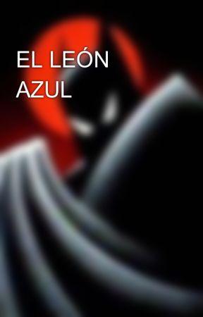 EL LEÓN AZUL by ElvisEHM