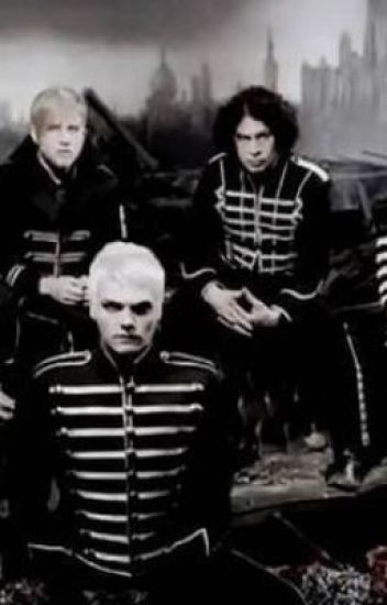 Human Wreckage - My Chemical Romance Fanfic -
