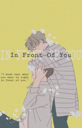 In Front Of You - Jikook by peachy_minnie