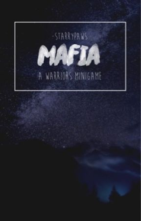 mafia ✧ warriors minigame by -starrypaws