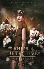 She's A Detective °°BTS•LISA°° by fab_peculiar