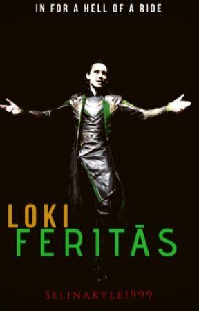 FERITĀS - Loki Laufeyson by selinakyle1999