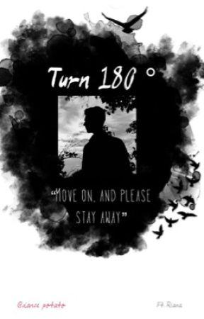 Turn 180° by alvirafellyzia