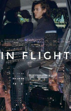 In Flight (Larry Stylinson) by louandunicornhazza