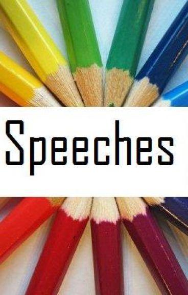 Chuckle-worthy Speeches