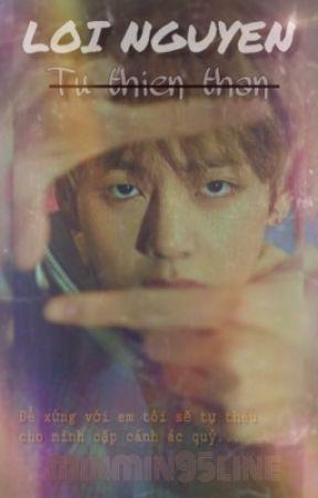 Lời Nguyền Từ Thiên Thần [ V BTS | Taehyung ]  by minmin95line
