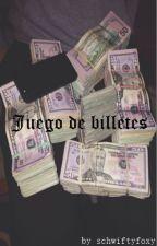 Juego de billetes by schwiftyfoxy