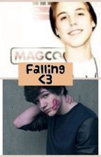 Falling for him<3 (a Aaron /Matt ff) by twoblondes12