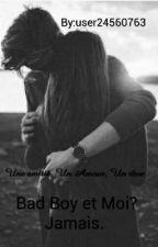 Bad Boy et Moi ? Jamais. by user24560763