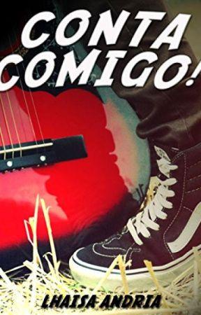 Conta Comigo by LhaisaAndria