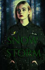 Snow Storm  {Teen Wolf} by --bombshell