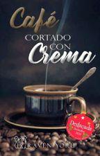 Café cortado con crema by RavenYoru