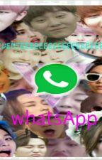 seventeen whatsApp by conuismegacool