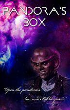 Pandora's Box by NandyButterfly